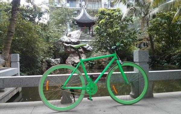 China Fixed Gear Bike