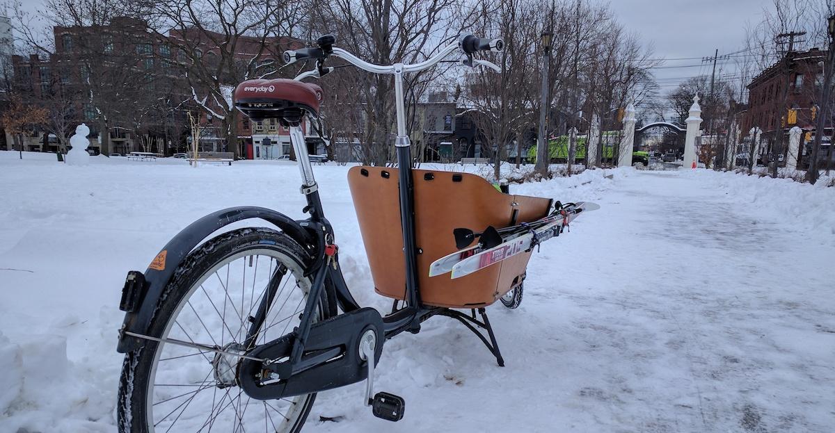 Ikea Bike Ski Rack