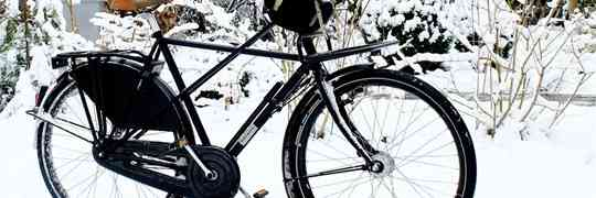 Bicycling in the Winter