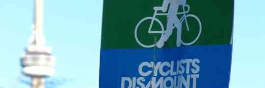 Stifling Urban Bicycling