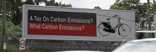Billboard Hijacking To Promote Urban Bicycling