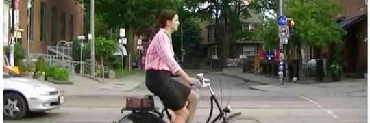 Toronto Cyclists Are Selfish And Rude?
