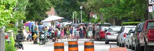 Reclaiming Streets For People