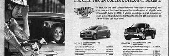 GM Pulls Anti-Cycling Ad