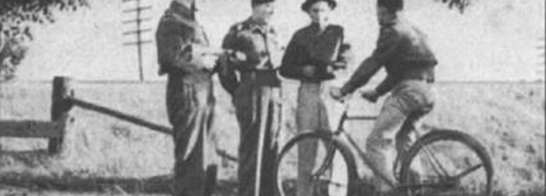 Bicycles & World War II Spies