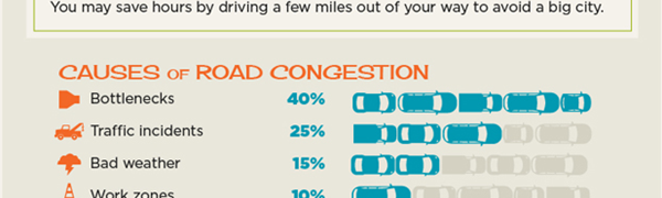 Cause of Road Congestion: Too Many Cars