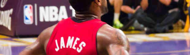 USA Today: LeBron James Is Weird