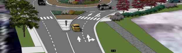 Roundabout Junctions: Efficient, Inexpensive