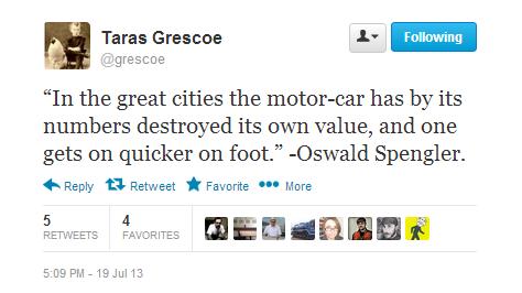 Oswald Spengler quote